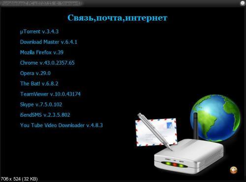 PortableAppZ РС v.07.07.15 by Stranger47