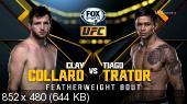 ��������� ������������. MMA. UFC 191: Johnson vs. Dodson II (Full Event) [05.09] (2015) WEB-DLRip