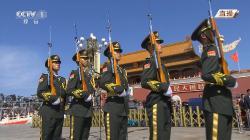 Парад в честь 70-летия Победы во II мировой войне в Пекине  (03.09.2015) HDTV 1080p