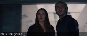 Мстители: Эра Альтрона / Avengers: Age of Ultron (2015) BDRip-AVC | DUB | iTunes