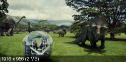 Мир Юрского периода (2015) WEB-DL 1080p | iTunes