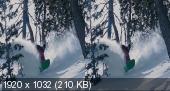 Покорители вершин. Глубокая зима в 3Д / Deep Winter 3D Горизонтальная анаморфная