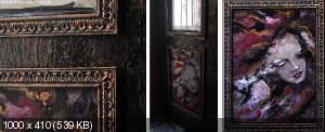 Преображаем внешний вид входной двери 7591647d6a1274568d5a7731d3457406