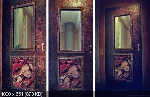 Преображаем внешний вид входной двери 8a13906ec5e1943677d0f2242913ab7d
