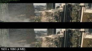 ������ ���-������� / San Andreas (2015) BDRip 1080p | 3D-Video | halfOU | ��������