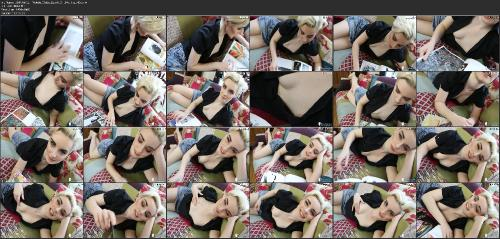 Name: 2014.06.12 - Melody_Wilde_Spunk_On_My_Tits_HD |