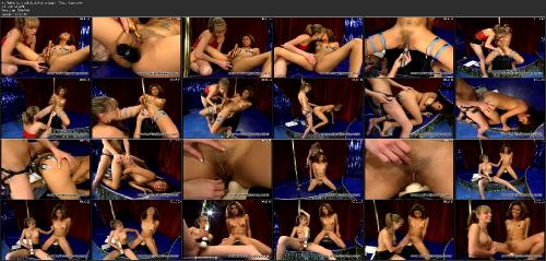 Name: Lena Julliete & Audrey Leigh - Wired Pussy |