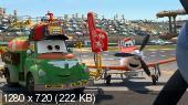 �������. Cy�ep�oc�a�-���c / Planes. Vitaminamulch (2014) BDRip 720�   DUB