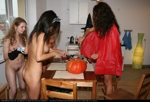 Halloween Pumpkin Carve