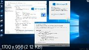 Windows 10 Professional 1511 x86/x64 v.06.2016 by OVGorskiy (RUS)