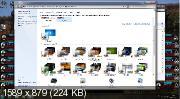 Windows 7 x86/x64 Ultimate Mini & Office2016 (DAYZ) v.52.16 UralSOFT