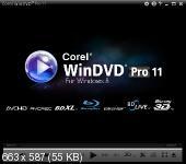 Corel WinDVD Pro 11.7.0.15 SP7 + Rus