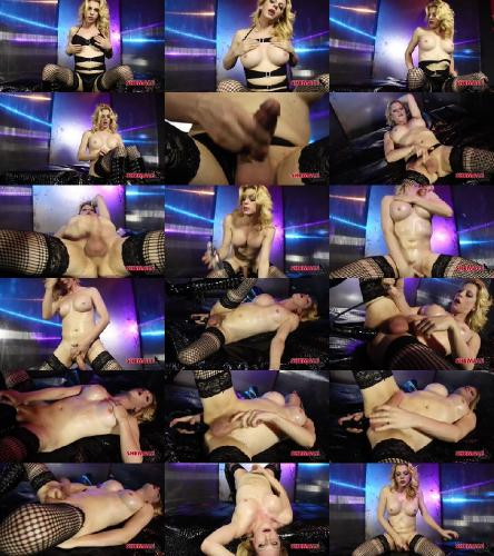 Club Dancer Tyra Scott Solo
